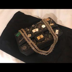One of my FAV Chanel 2.55 bag 🥰